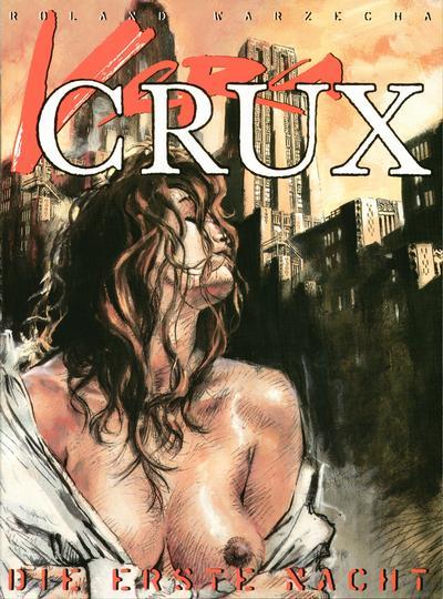 Cover for Schwermetall präsentiert (Kunst der Comics / Alpha, 1986 series) #70 - Vera Crux - Die erste Nacht