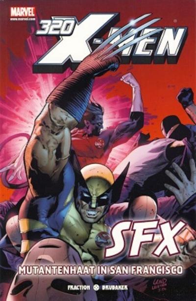 Cover for X-Men (Z-Press Junior Media, 2007 series) #320