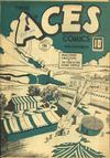 Cover for Three Aces Comics (Anglo-American Publishing Company Limited, 1941 series) #v2#10