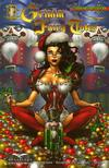 Cover for Grimm Fairy Tales Holiday Edition (Zenescope Entertainment, 2009 series) #1 [Cover A - Franchesco]