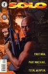 Cover for Solo (Dark Horse, 1996 series) #2