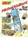 Cover for Zack Comic Box (Koralle, 1972 series) #1 - Michel Vaillant  - Öl auf der Piste