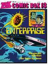 Cover for Zack Comic Box (Koralle, 1972 series) #13 - Enterprise - Planet auf Todeskurs