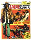 Cover for Zack Comic Box (Koralle, 1972 series) #20 - Caine - Töte, um zu leben