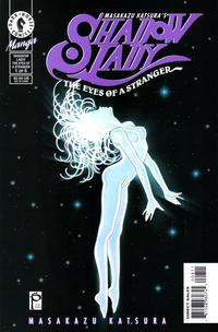 Cover Thumbnail for Masakazu Katsura's Shadow Lady (Dark Horse, 1998 series) #8