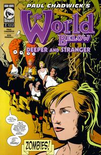 Cover Thumbnail for The World Below: Deeper and Stranger (Dark Horse, 2000 series) #2