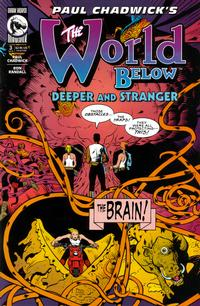 Cover Thumbnail for The World Below: Deeper and Stranger (Dark Horse, 2000 series) #3