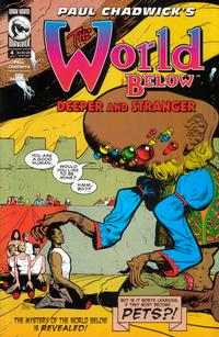 Cover Thumbnail for The World Below: Deeper and Stranger (Dark Horse, 2000 series) #4