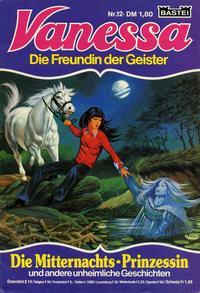 Cover Thumbnail for Vanessa (Bastei Verlag, 1982 series) #12