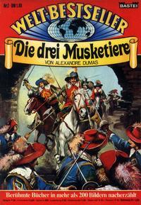 Cover Thumbnail for Welt-Bestseller (Bastei Verlag, 1977 series) #2