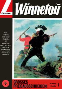 Cover Thumbnail for Winnetou (Lehning, 1964 series) #1