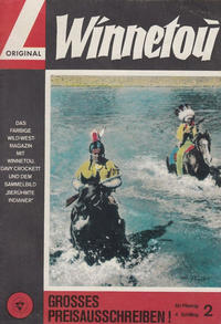 Cover Thumbnail for Winnetou (Lehning, 1964 series) #2