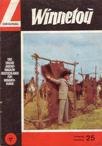 Cover Thumbnail for Winnetou (Lehning, 1964 series) #25