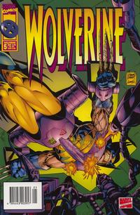 Cover Thumbnail for Wolverine (Panini Deutschland, 1997 series) #5