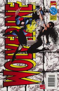 Cover Thumbnail for Wolverine (Panini Deutschland, 1997 series) #10