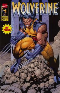 Cover Thumbnail for Wolverine (Panini Deutschland, 1997 series) #20