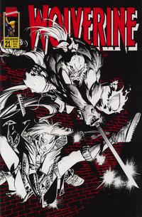 Cover Thumbnail for Wolverine (Panini Deutschland, 1997 series) #21