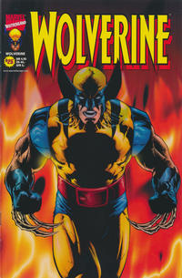 Cover Thumbnail for Wolverine (Panini Deutschland, 1997 series) #25
