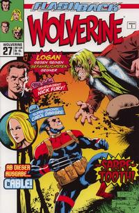 Cover Thumbnail for Wolverine (Panini Deutschland, 1997 series) #27