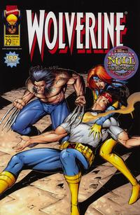 Cover Thumbnail for Wolverine (Panini Deutschland, 1997 series) #29