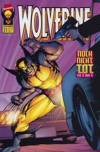 Cover Thumbnail for Wolverine (Panini Deutschland, 1997 series) #31
