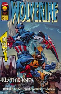 Cover Thumbnail for Wolverine (Panini Deutschland, 1997 series) #35
