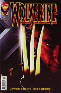 Cover for Wolverine (Panini Deutschland, 1997 series) #37