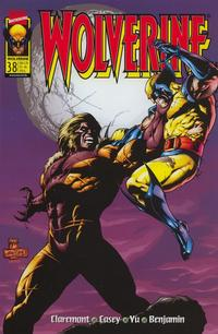 Cover Thumbnail for Wolverine (Panini Deutschland, 1997 series) #38
