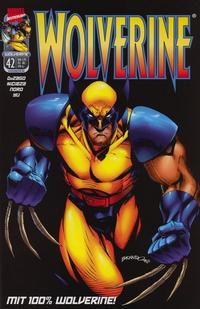 Cover Thumbnail for Wolverine (Panini Deutschland, 1997 series) #42