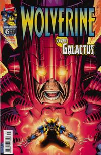 Cover Thumbnail for Wolverine (Panini Deutschland, 1997 series) #45