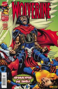 Cover Thumbnail for Wolverine (Panini Deutschland, 1997 series) #49