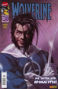 Cover Thumbnail for Wolverine (Panini Deutschland, 1997 series) #50