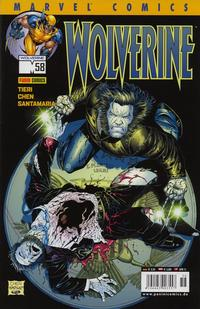Cover Thumbnail for Wolverine (Panini Deutschland, 1997 series) #58