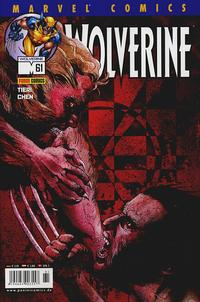 Cover Thumbnail for Wolverine (Panini Deutschland, 1997 series) #61