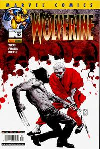 Cover Thumbnail for Wolverine (Panini Deutschland, 1997 series) #63