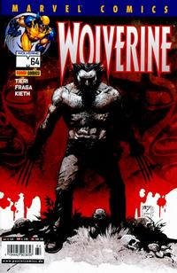 Cover Thumbnail for Wolverine (Panini Deutschland, 1997 series) #64