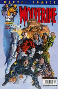 Cover Thumbnail for Wolverine (Panini Deutschland, 1997 series) #67