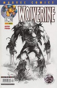Cover Thumbnail for Wolverine (Panini Deutschland, 1997 series) #70