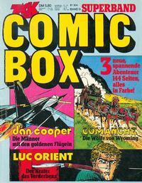 Cover Thumbnail for Zack Comic Box (Koralle, 1972 series) #9 - Dan Cooper / Comanche / Luc Orient