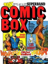 Cover Thumbnail for Zack Comic Box (Koralle, 1972 series) #14 - Luc Orient / Michel Vaillant / Sven Janssen
