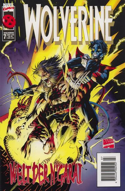 Cover for Wolverine (Panini Deutschland, 1997 series) #7