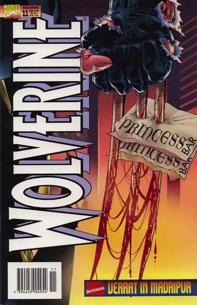 Cover for Wolverine (Panini Deutschland, 1997 series) #11