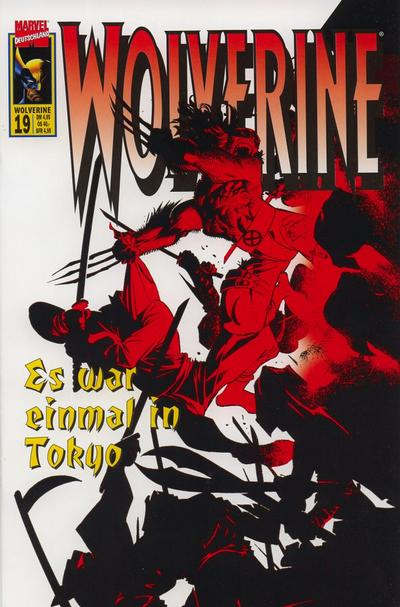 Cover for Wolverine (Panini Deutschland, 1997 series) #19