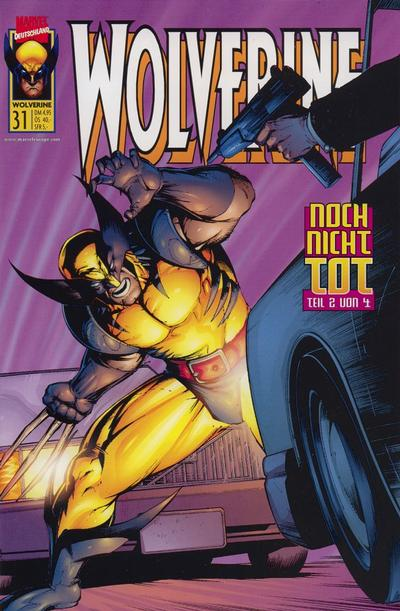 Cover for Wolverine (Panini Deutschland, 1997 series) #31