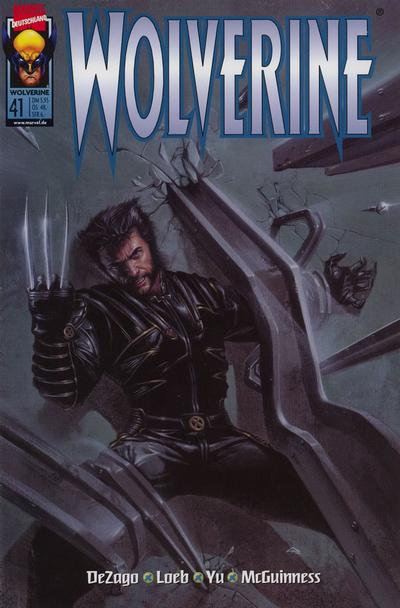 Cover for Wolverine (Panini Deutschland, 1997 series) #41