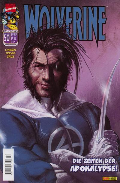 Cover for Wolverine (Panini Deutschland, 1997 series) #50