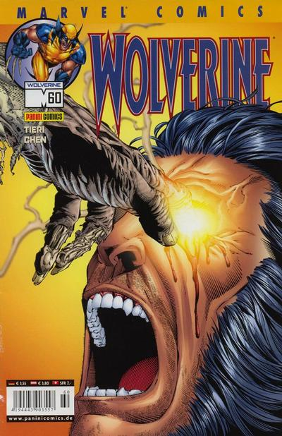 Cover for Wolverine (Panini Deutschland, 1997 series) #60
