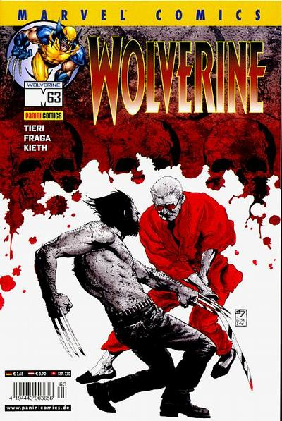 Cover for Wolverine (Panini Deutschland, 1997 series) #63