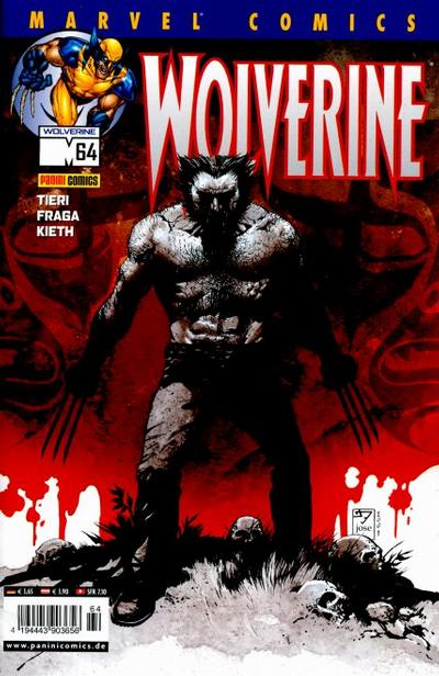 Cover for Wolverine (Panini Deutschland, 1997 series) #64