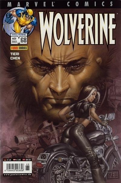 Cover for Wolverine (Panini Deutschland, 1997 series) #68